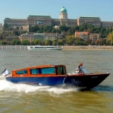 Danube Luxury Limousine Boat - Danube Luxury Limousine Boat