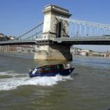 Enjoy the waves on the Danube - Danube Luxury Limousine Boat