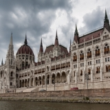 View on the Parlaiment from the boat - Danube Luxury Limousine Boat