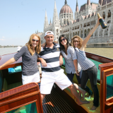 Tired of yesterday's hen do? Chill out on the boat and check Budapest's best parts! - Danube Luxury Limousine Boat