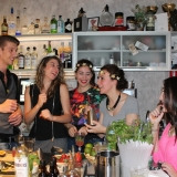 Party before your hen party in the 7th district right next to the best clubs and bars - Molecular Cocktail Making Lesson