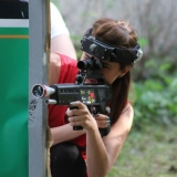 All members of your hen party will enjoy this hen do activity - Lasertag