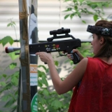 Are you the adventorous type? Then don't change just because it's your hen party! - Lasertag
