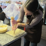 Taste your hand made chocolates on your hen do - Chocolate Making Course