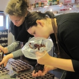 A perfect team bulding activity! - Chocolate Making Course
