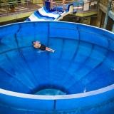 The onion slide - Aquaworld