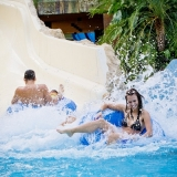 Mountain stream adds more fun to your hen do activity - Aquaworld