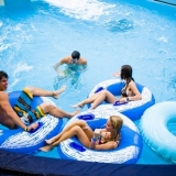 You can't get bored in here - Aquaworld
