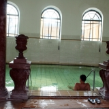 Relax in one of the many indoor pools - Turkish Thermal Bath