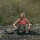 You thought it's only for males? Shoot out everything from yourself on your hen weekend - Paintball
