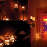 Thirsty? Choose a delicious organic tea and eat fresh fruits in the tea house - Luxury Day Spa