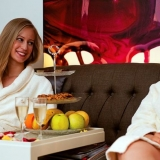 Here you will have the time to share all gossips - Luxury Day Spa