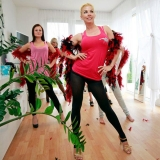 Add Alma Pirner as your instructor to make this hen do activity even more exclusive - Exotic Dance Class