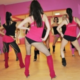 Sexy music and a fantastic atmosphere on your hen do - Exotic Dance Class