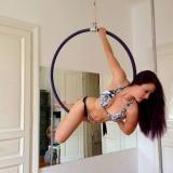Pure fun for girls on a hen weekend - Pole Dance Class