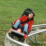 Super unforgettable fun before your hen party - Bobsledding