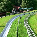 A great day out for the thrill seekers among you - Bobsledding
