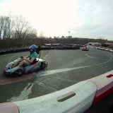 Something truly thrilling during your hen weekend - Go-kart