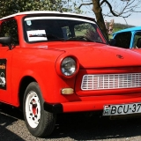 Enjoy the view from this beautiful communist heritage - Trabant Rally