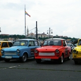 Choose between four rallies  - Trabant Rally