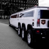 With this limo an unforgettable start is provided for your hen weekend - Hen Hummer Limo H2 Airport Transfer