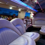 You get to shake your booty as soon as you arrive in Budapest - Hen Hummer Limo H2 Airport Transfer