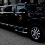 Enjoy this luxurious ride in Budapest on your hen weekend - Hen Hummer Limo H2 Airport Transfer