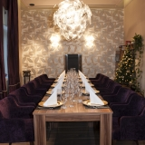 Make your hen night's dinner exclusive: choose to dine at a private restaurant apartment - Home Dining