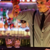 With the help of our guide you get the chance to taste authentic Hungarian drinks - Night Life Tour