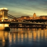 Danube riverboat cruise with all-inclusive beers or wines